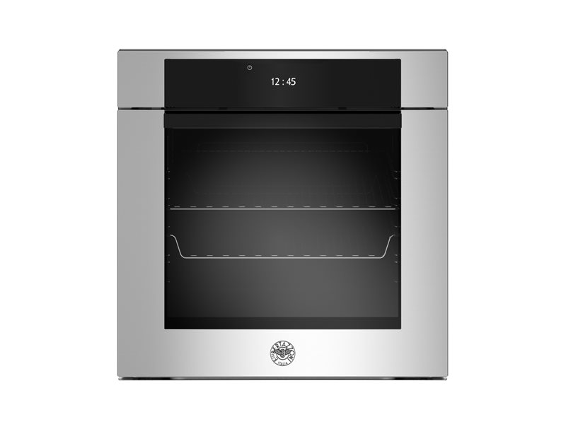 60cm Electric Built-in Oven, TFT display, total steam - Stainless Steel