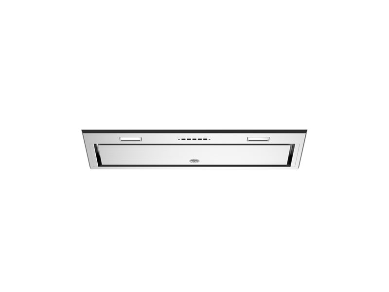 70 cm built-in hood, 1 motor | Bertazzoni - Stainless Steel