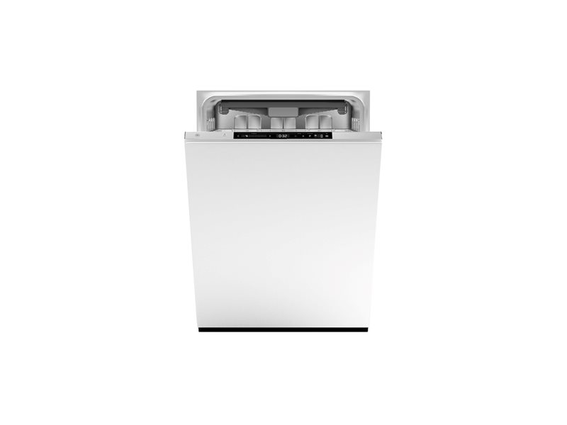 60 cm Fully Integrated Dishwasher, Sliding Door - Stainless Steel