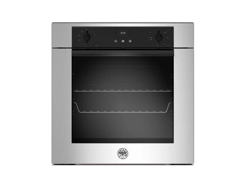 60cm Electric Built-in oven LED display - Stainless Steel