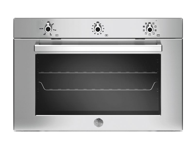 90cm Electric Built-in Oven - Stainless Steel