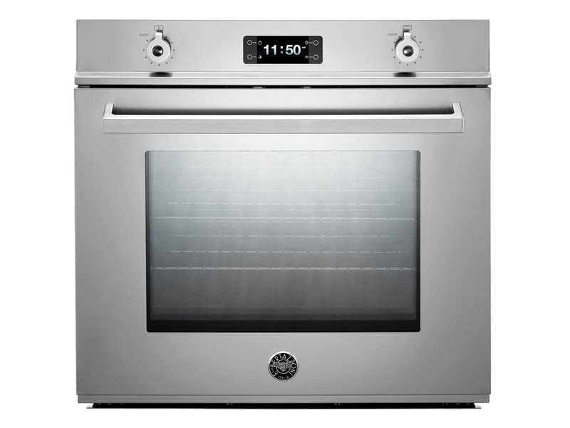 30 single oven XT | Bertazzoni - Stainless Steel