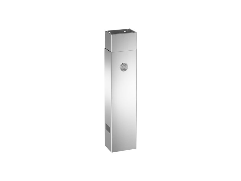 Narrow Duct Cover - Stainless Steel