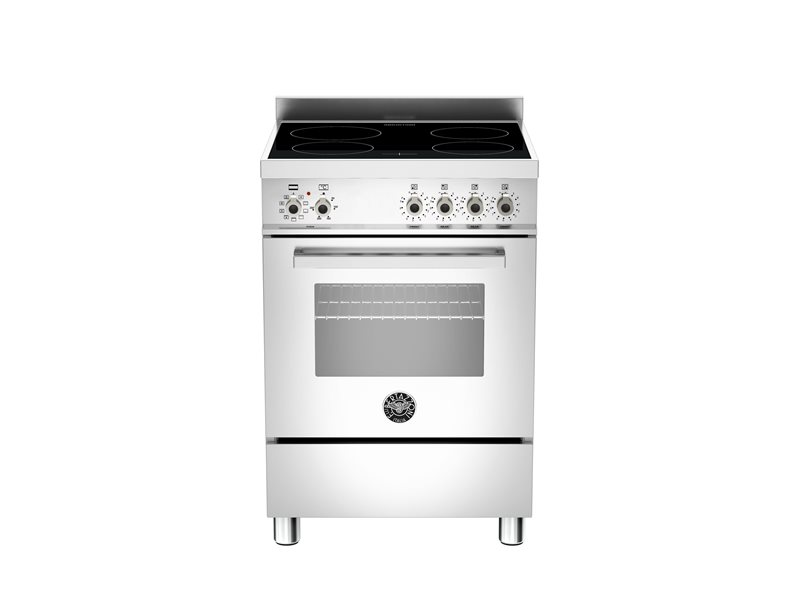 60 cm induction top electric oven | Bertazzoni - Stainless