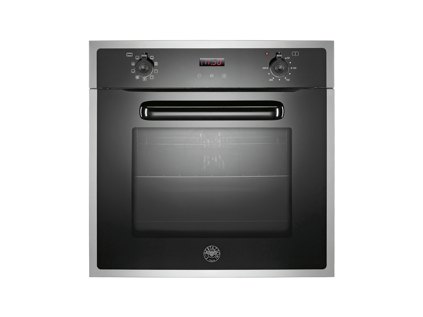 60 single oven XA | Bertazzoni - Black