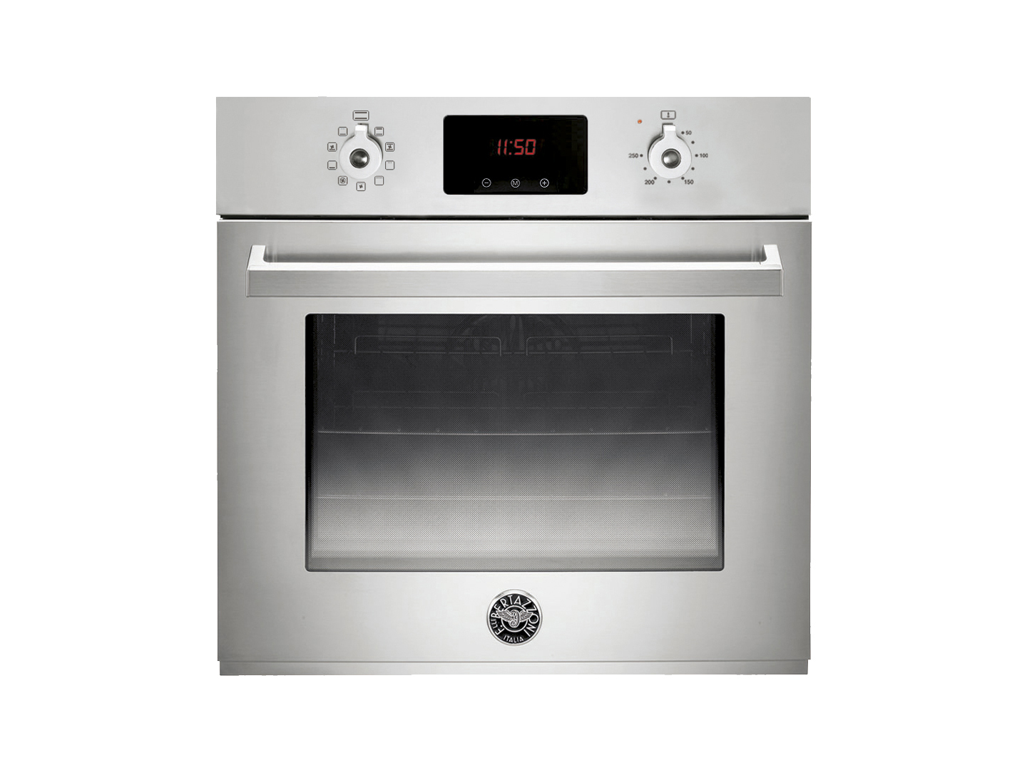 60 single oven XA | Bertazzoni - Stainless