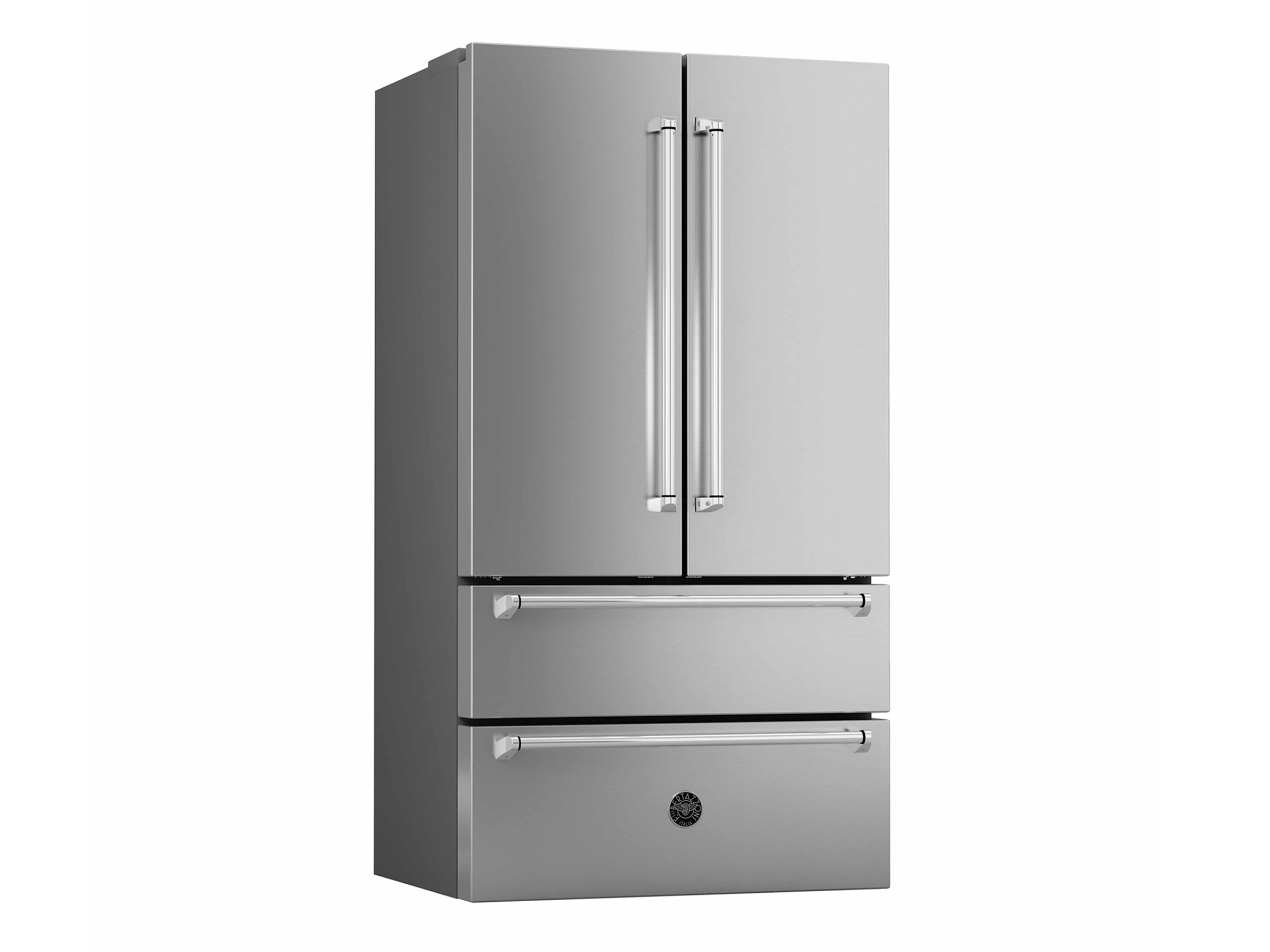 90cm Freestanding French Door | Bertazzoni - Stainless